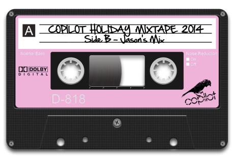 Holiday Mix Tape 2014 - Jason