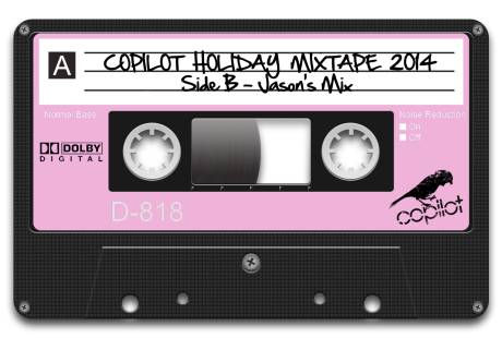 Holiday Mix Tape 2014 - Jason